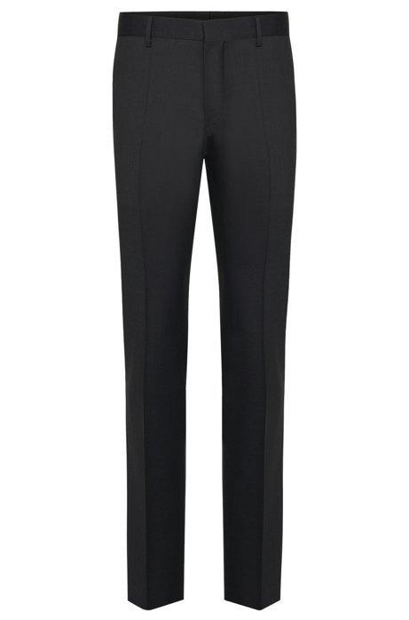 tailored fitted trousers - Grey HUGO BOSS Sale Low Shipping Discount For Cheap Quality From China Cheap V5IIYl1