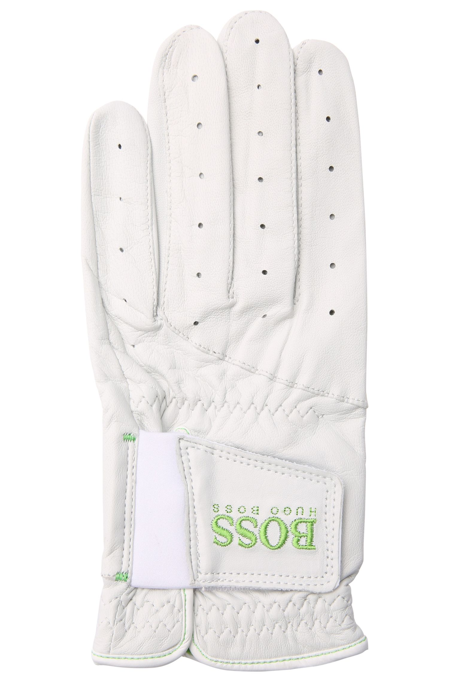 Leather golf glove: 'Garmin 4'