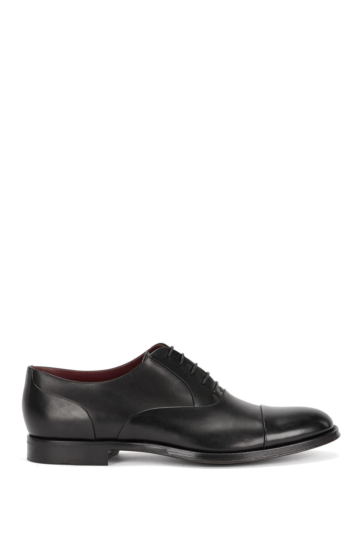 Zapatos de cordón de sastrería en piel: 'T-Sartoria_Oxfr_ltct'