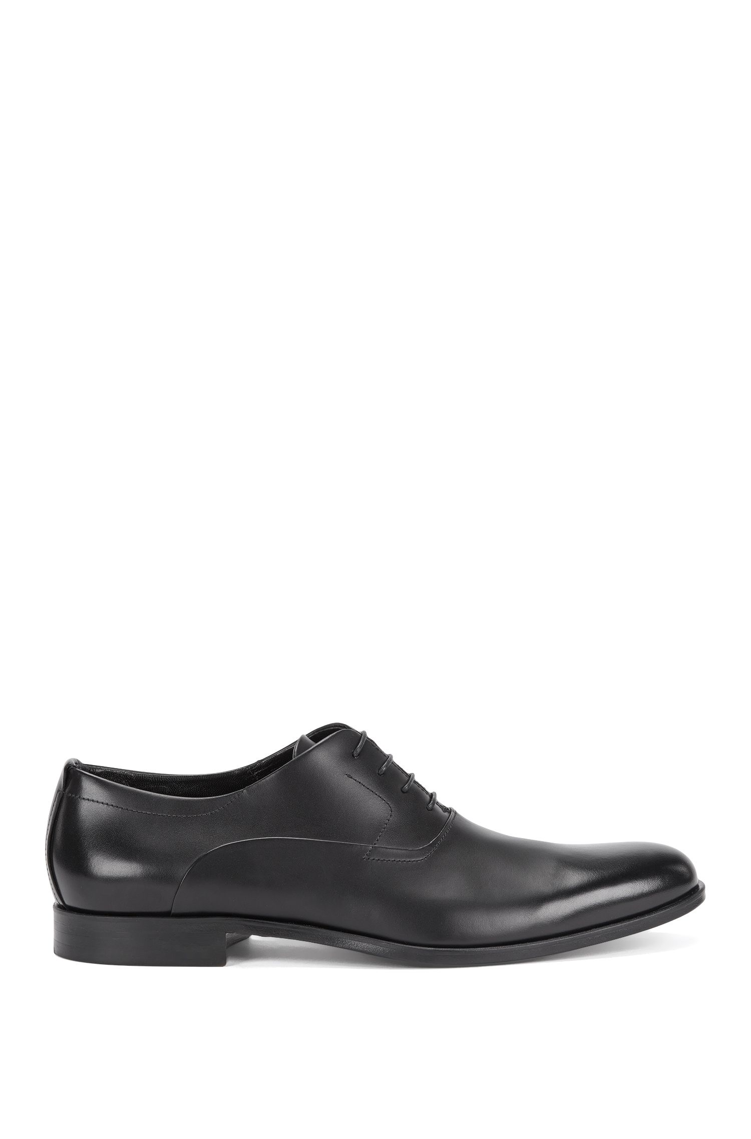 Leather lace-up shoes: 'Sigma_Oxfr_lt'