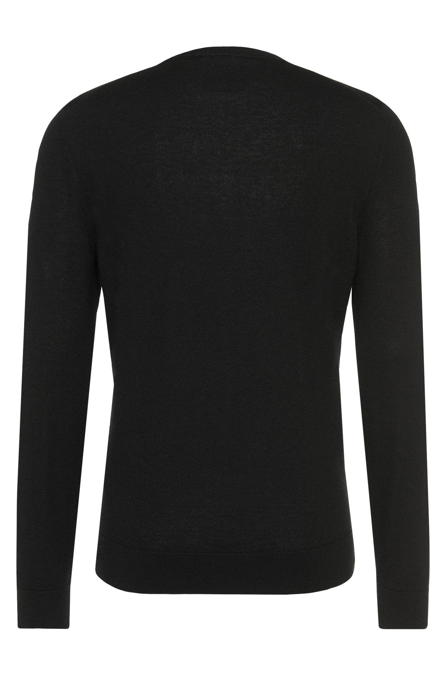 Regular-Fit Tailored Pullover aus Kaschmir: 'T-Borello'