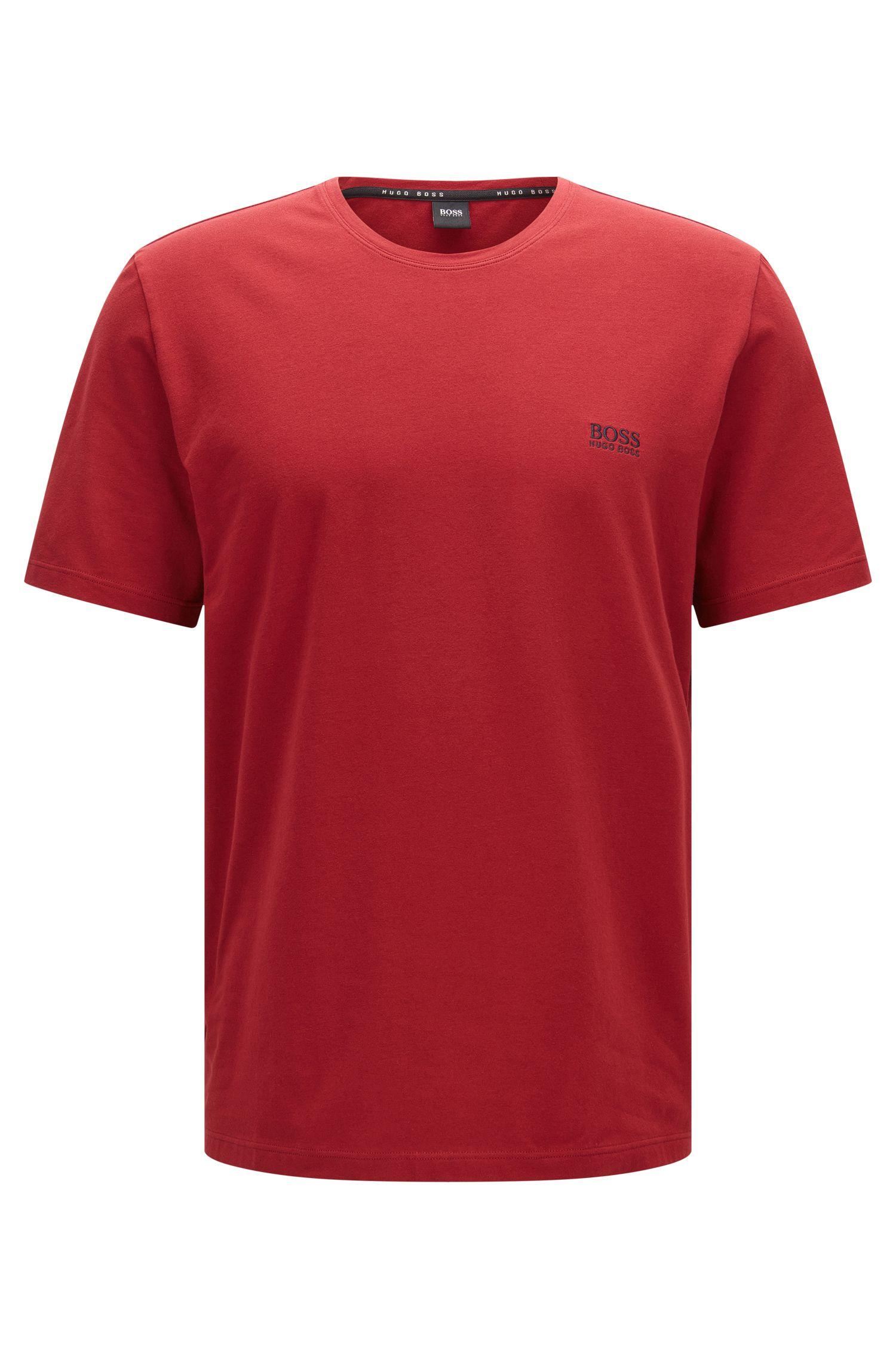 T-shirt d'intérieur en jersey single de coton