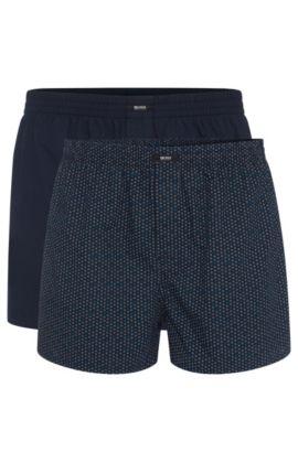 Paquete de dos calzoncillos boxer en algodón: 'Boxer CW 2P', Fantasía