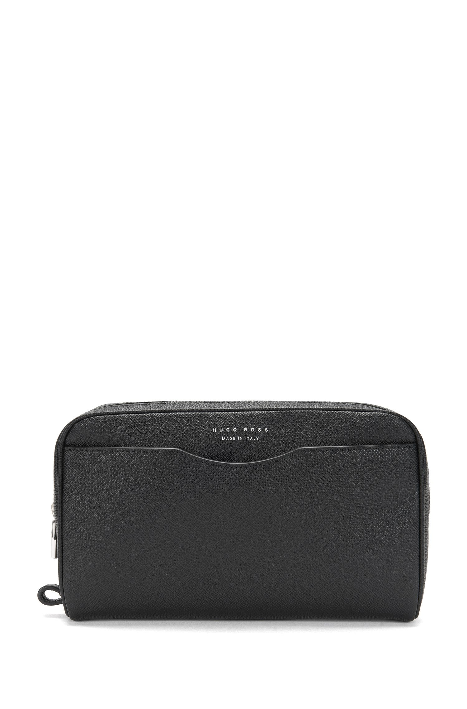 Signature Collection Pouch aus Palmellato-Leder