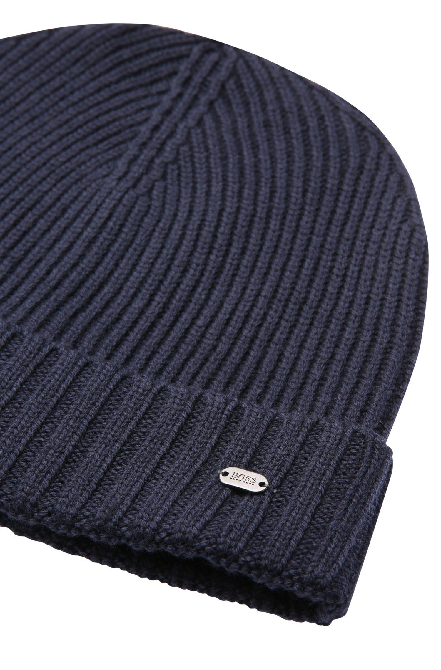 Berretto in lana vergine