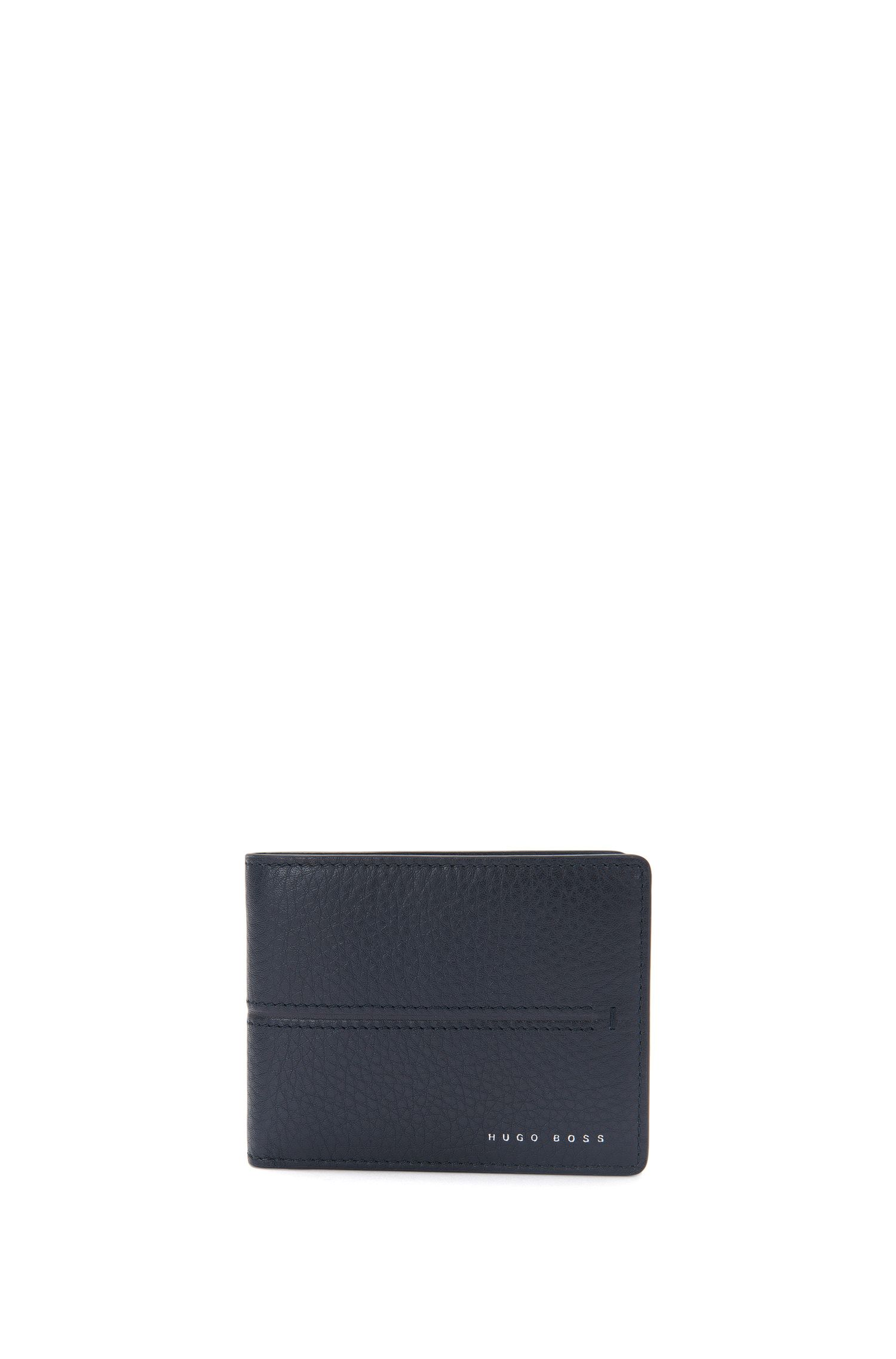 Porte-monnaie petit format en cuir: «Elite_6 cc»