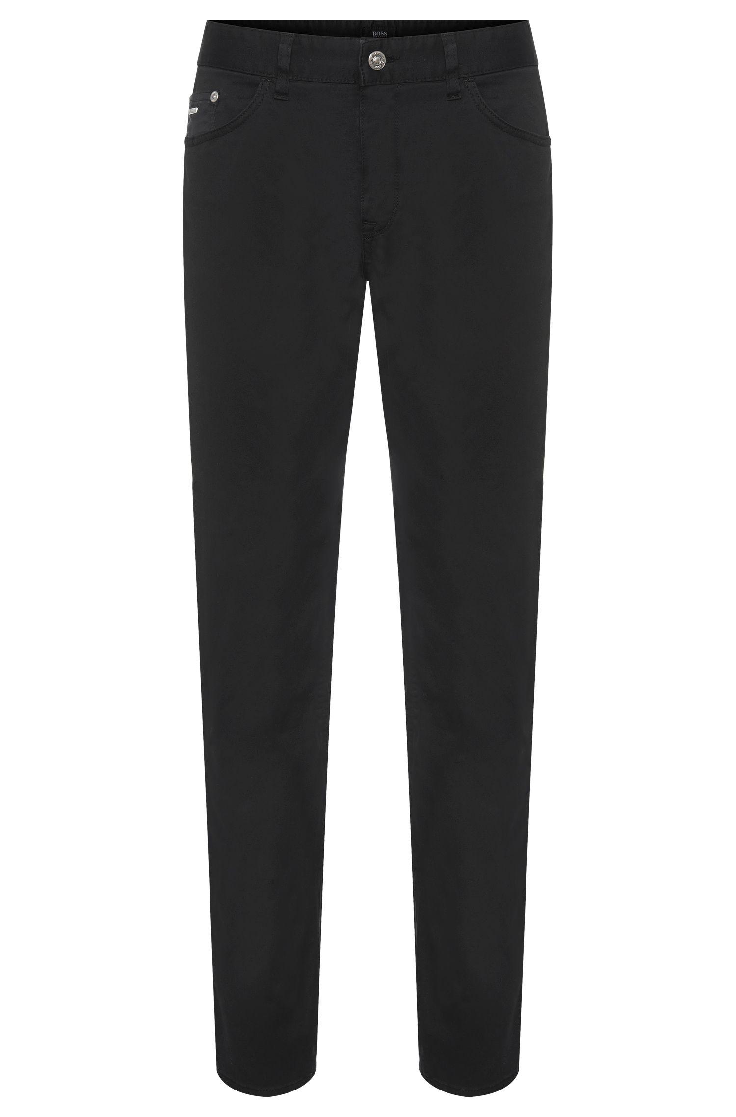 Jeans Regular Fit en coton stretch: «Maine3-20»