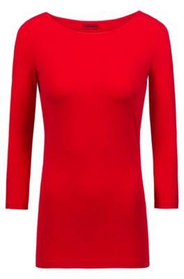 f17508698d4 Feminine tops for her by HUGO BOSS   Classic & Modern