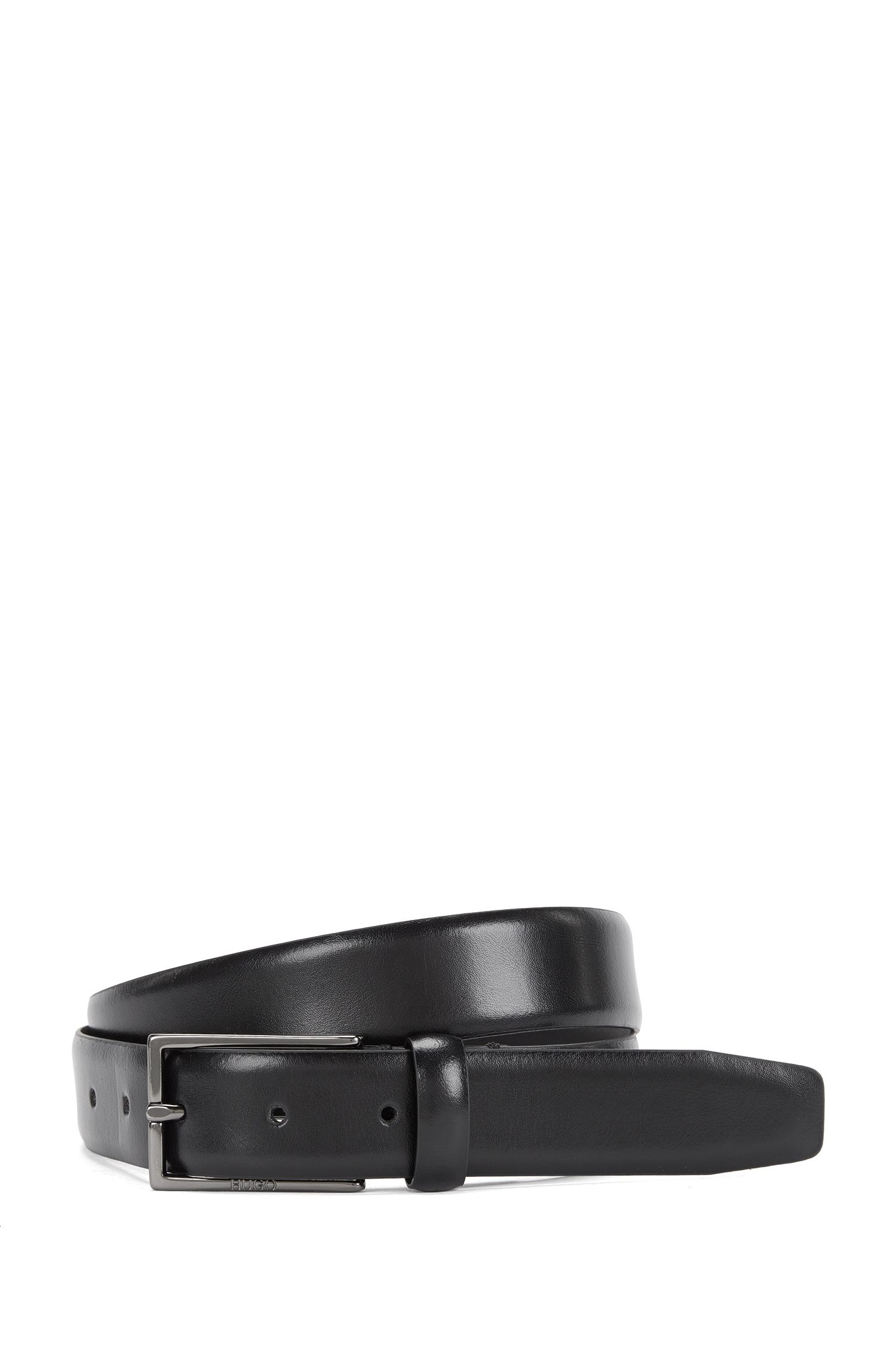 Leather belt: 'Ganticus_Sz30_ltpl'