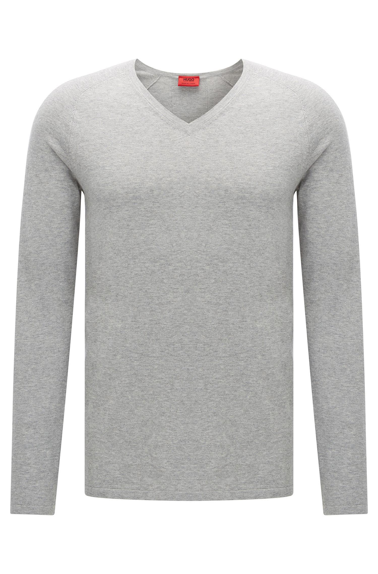 Maglione in misto cotone con seta e cashmere: 'San Jose'