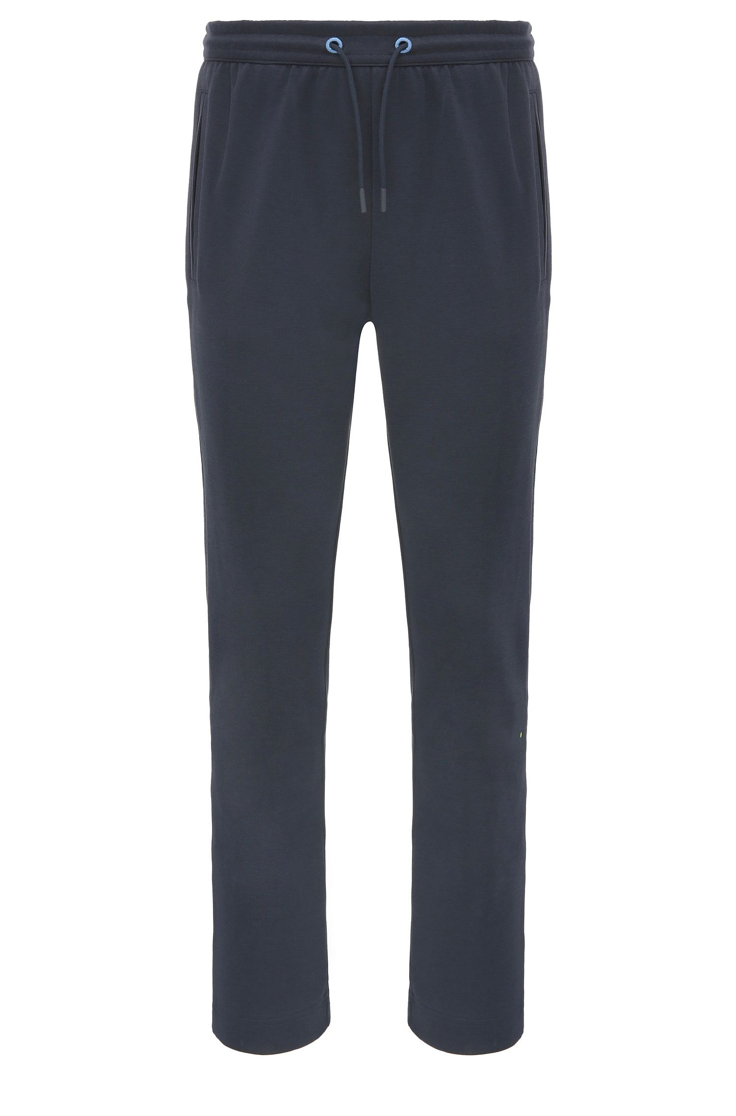 Tracksuit bottoms in cotton blend: 'Hadim'