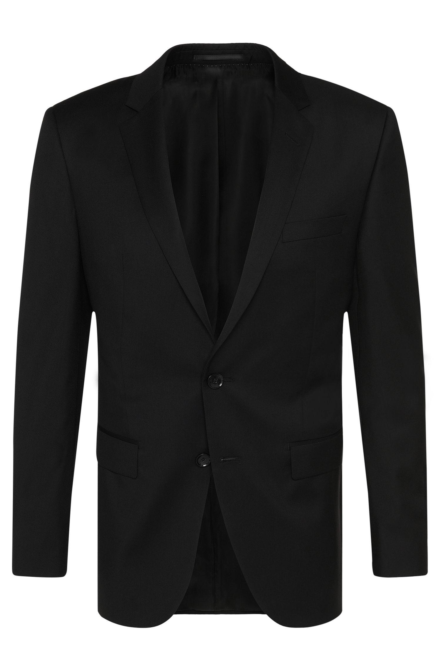 Giacca Tailored slim fit in pura lana vergine: 'T-Harvers2'