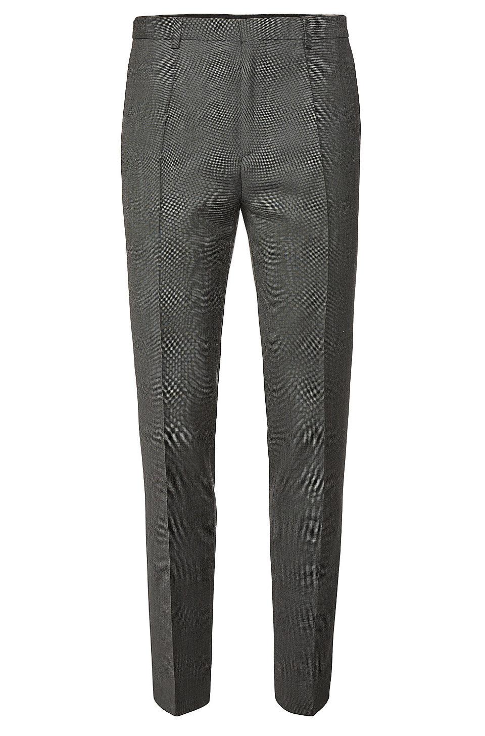 Pantalon Slim Fit en laine vierge à carreaux159.00BOSS wTiL1ko
