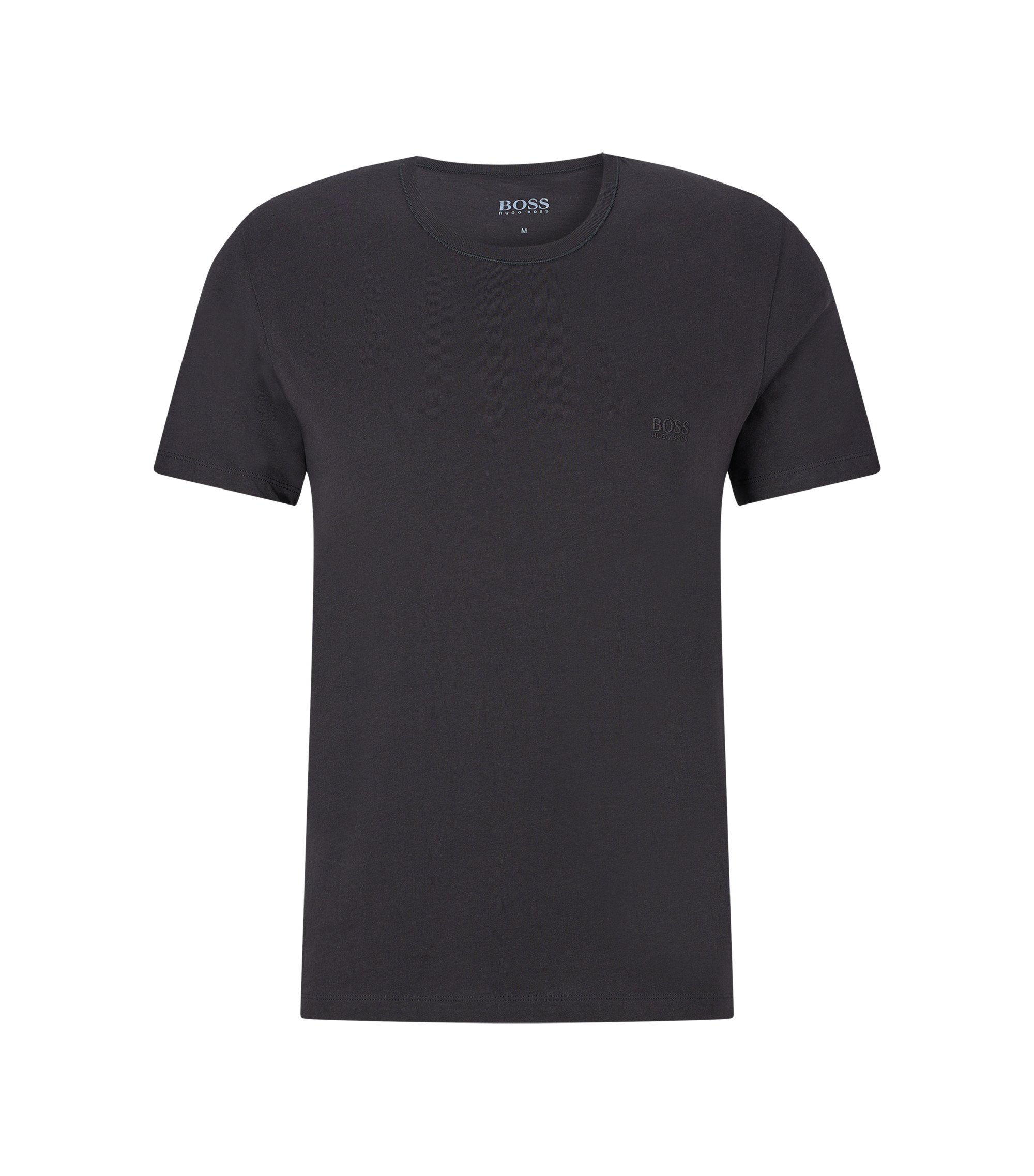 Lot de trois t-shirts Regular Fit en coton, Assorted-Pre-Pack