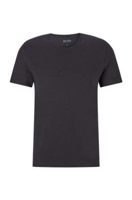 Three-pack of underwear T-shirts in cotton, Assorted-Pre-Pack