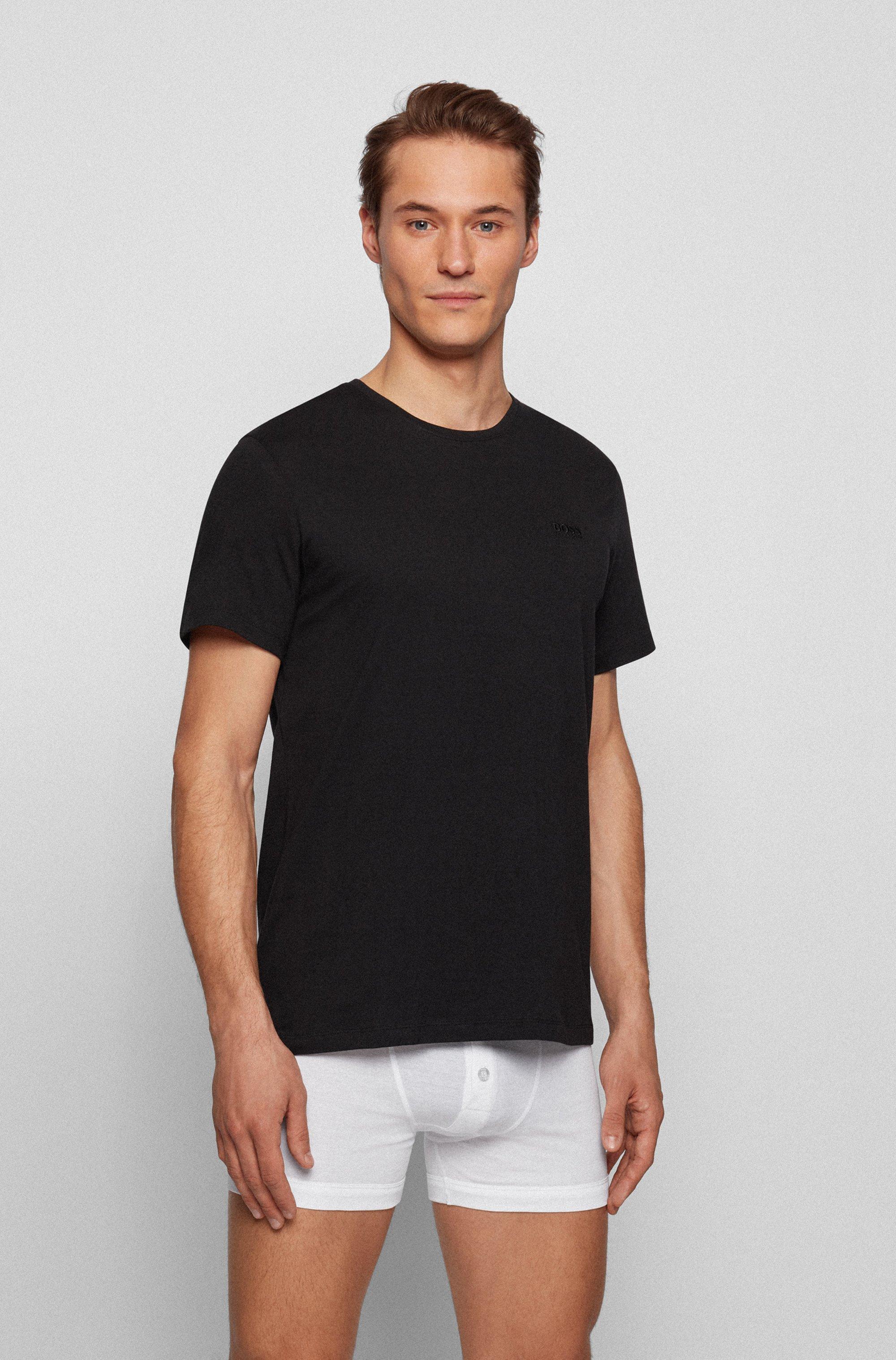 Zweier-Pack T-Shirts aus Baumwolle