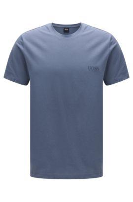 Relaxed-Fit T-Shirt aus Baumwolle, Dunkelgrau