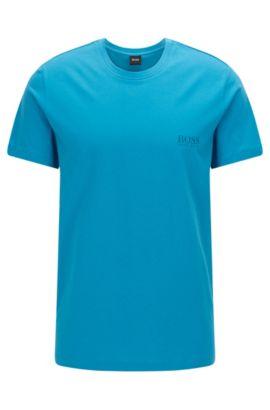 Relaxed-fit T-shirt van zachte katoen, Turkoois