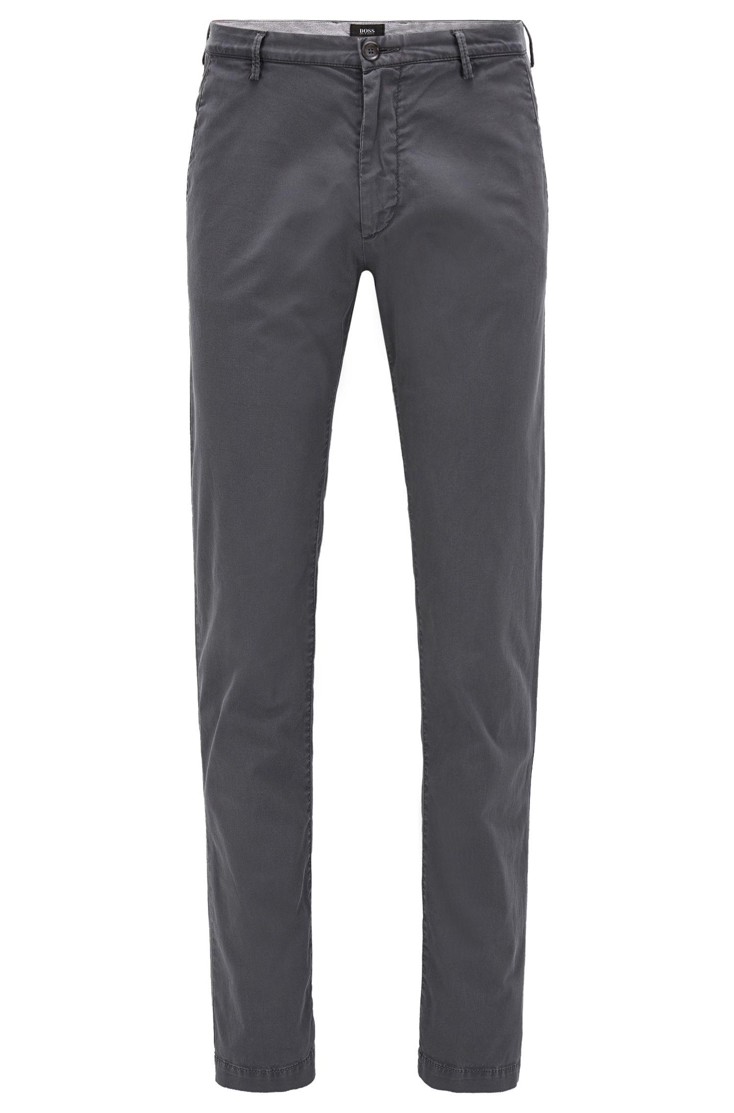 Slim-Fit Chino aus Stretch-Baumwolle