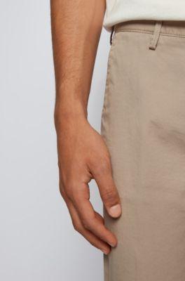 Hugo Boss Pantalones Para Hombre De Vestir Elegantes