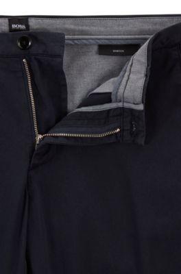 Stretch Slim Fit Coton Chino En De Gabardine DE9Y2IHeW