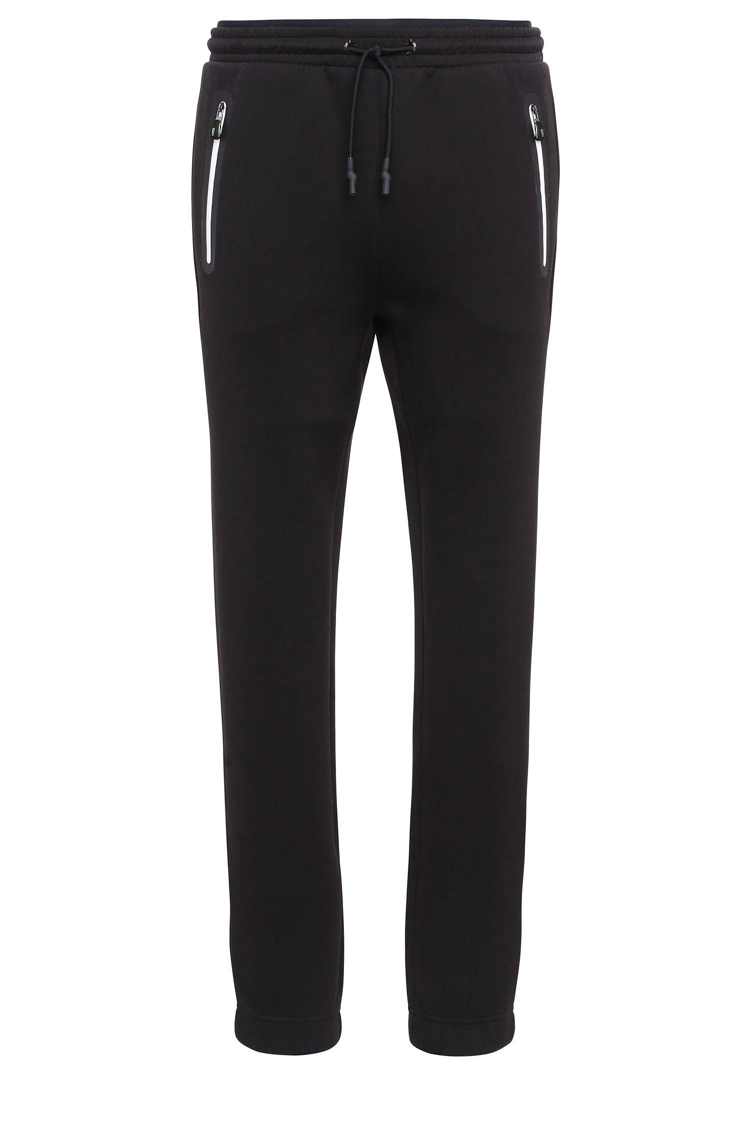 Pantalon de jogging en coton mélangé: «Heacho»