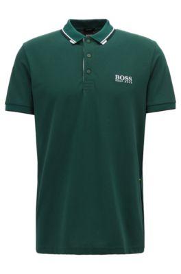BOSS Polo Shirts for Men – Classic   elegant 497a045bae7