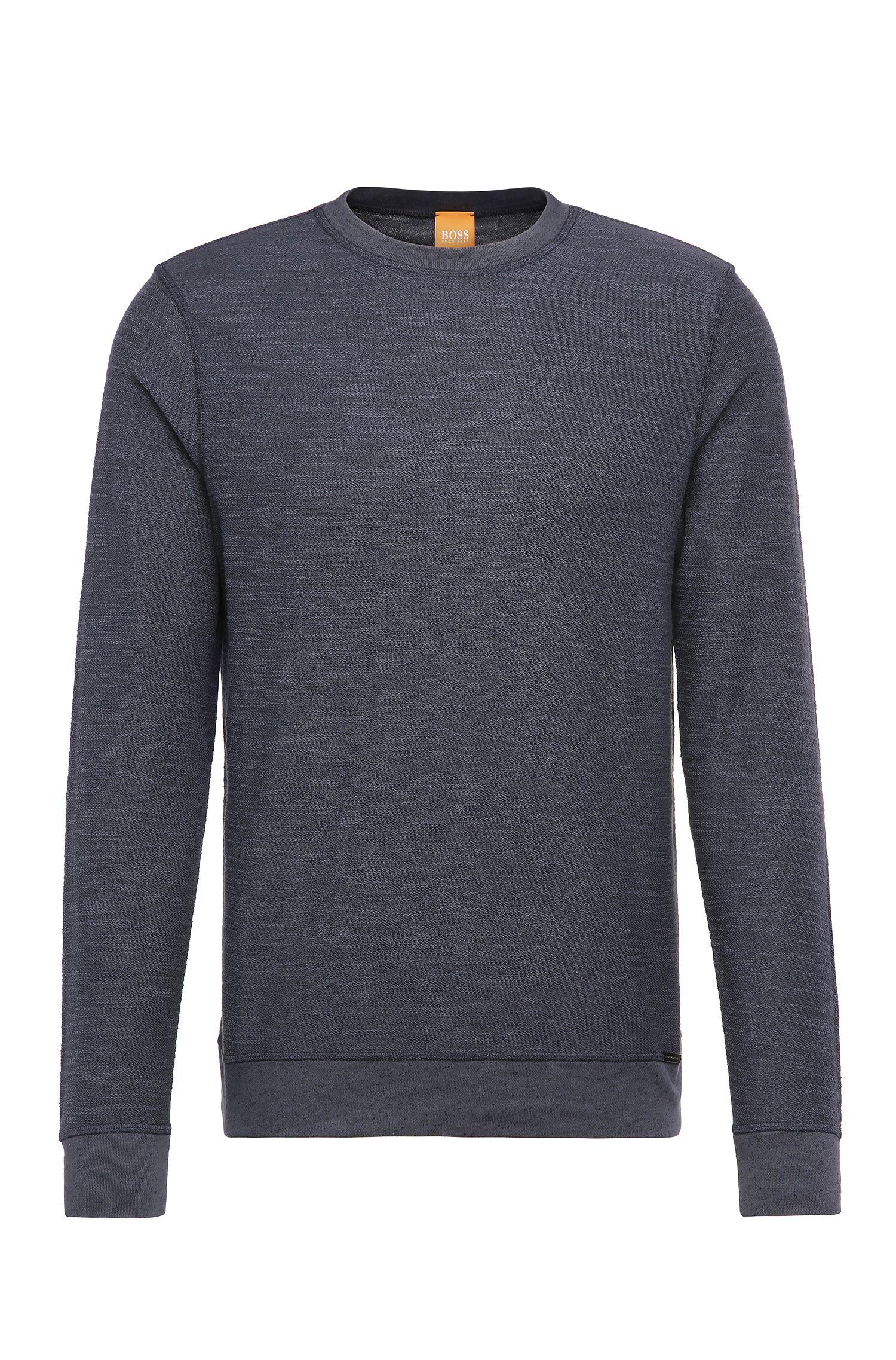 Relaxed-Fit Sweatshirt aus Baumwoll-Mix: ´Woice`