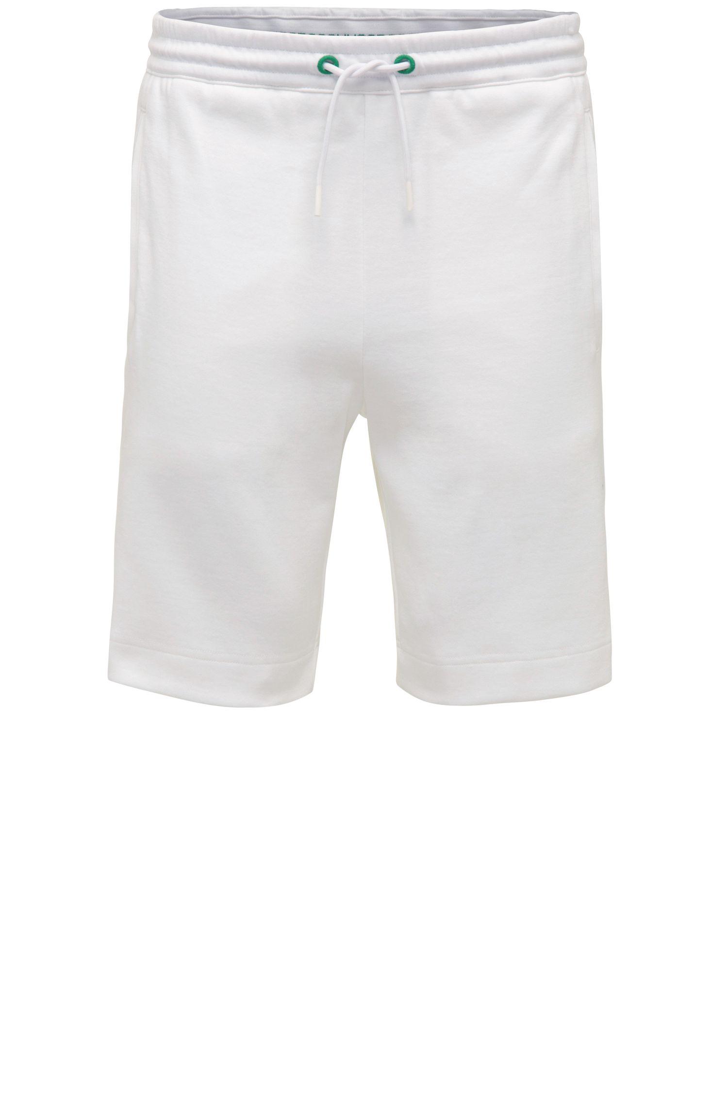 Regular-Fit Sweat-Shorts aus Baumwoll-Mix: ´Headlo`