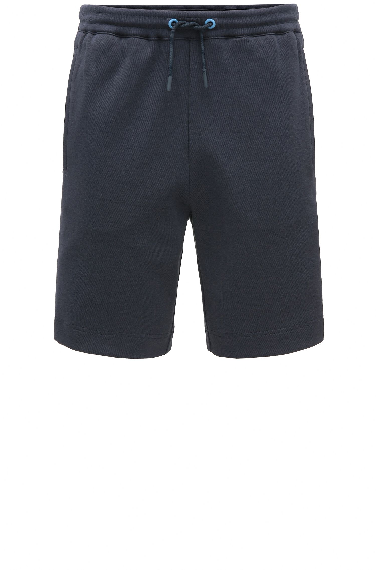 Regular-Fit Sweat-Shorts aus Baumwoll-Mix: ´Headlo`
