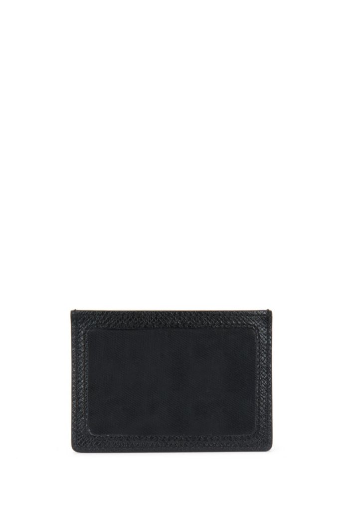 Signature Collection leather card case