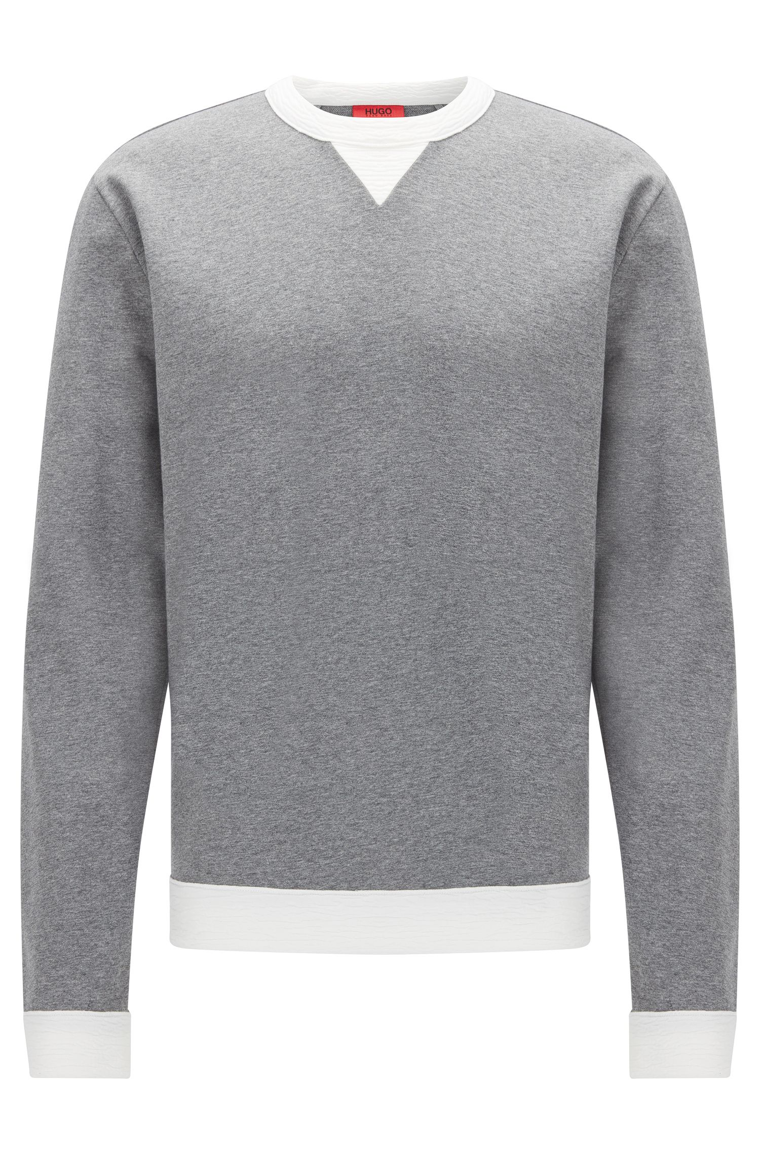 Relaxed-Fit Sweatshirt aus Baumwolle: Dexcalibur'