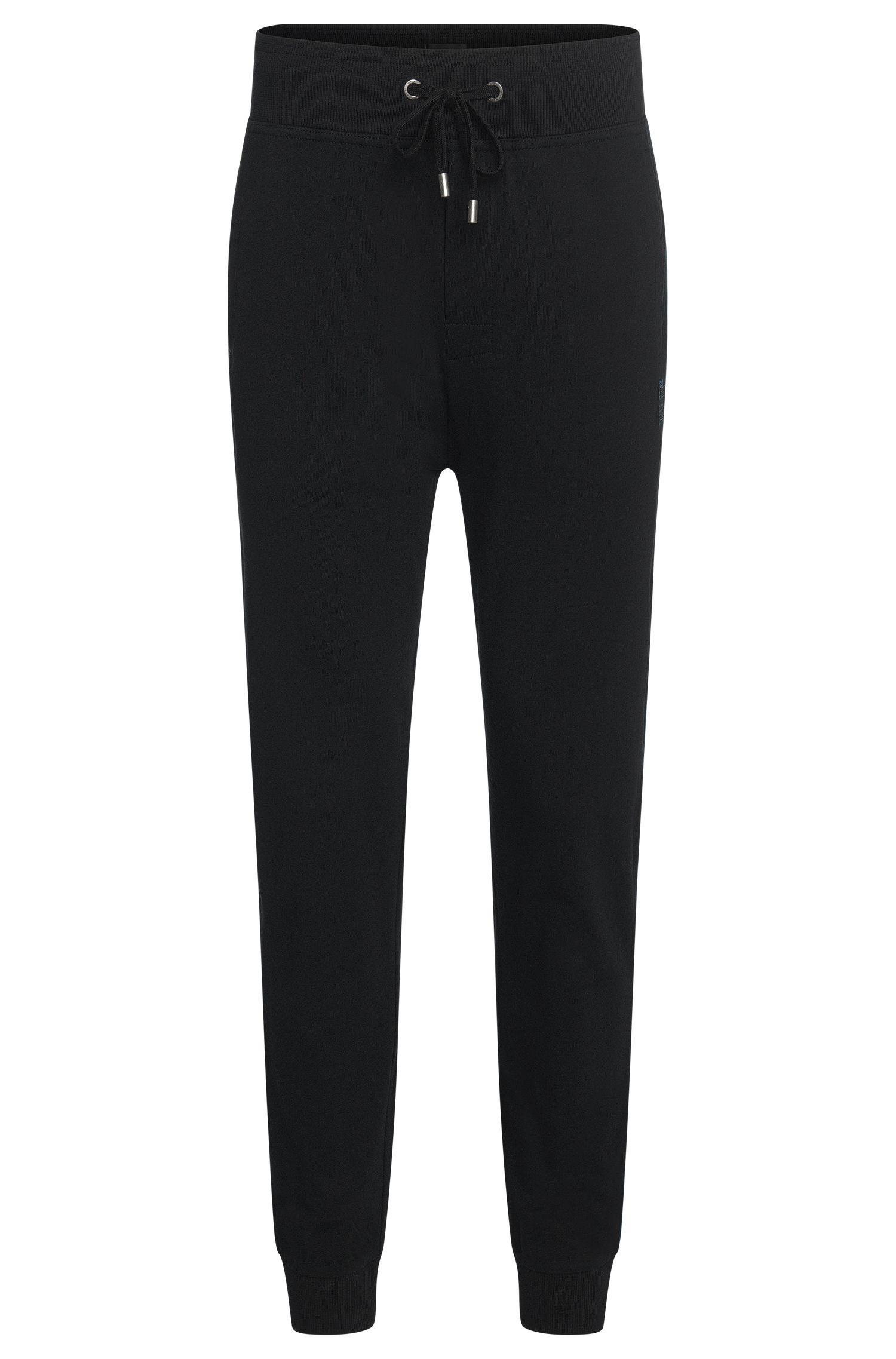 Pantalón de chándal en algodón con cordón: 'Long Pant Cuffs'