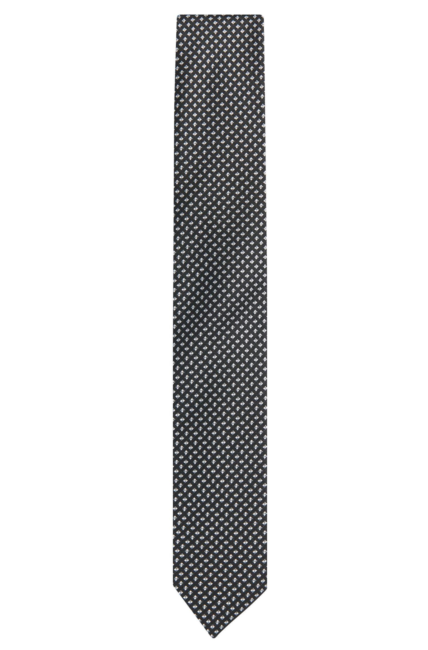 Corbata estampada en seda: 'Tie 7,5cm'