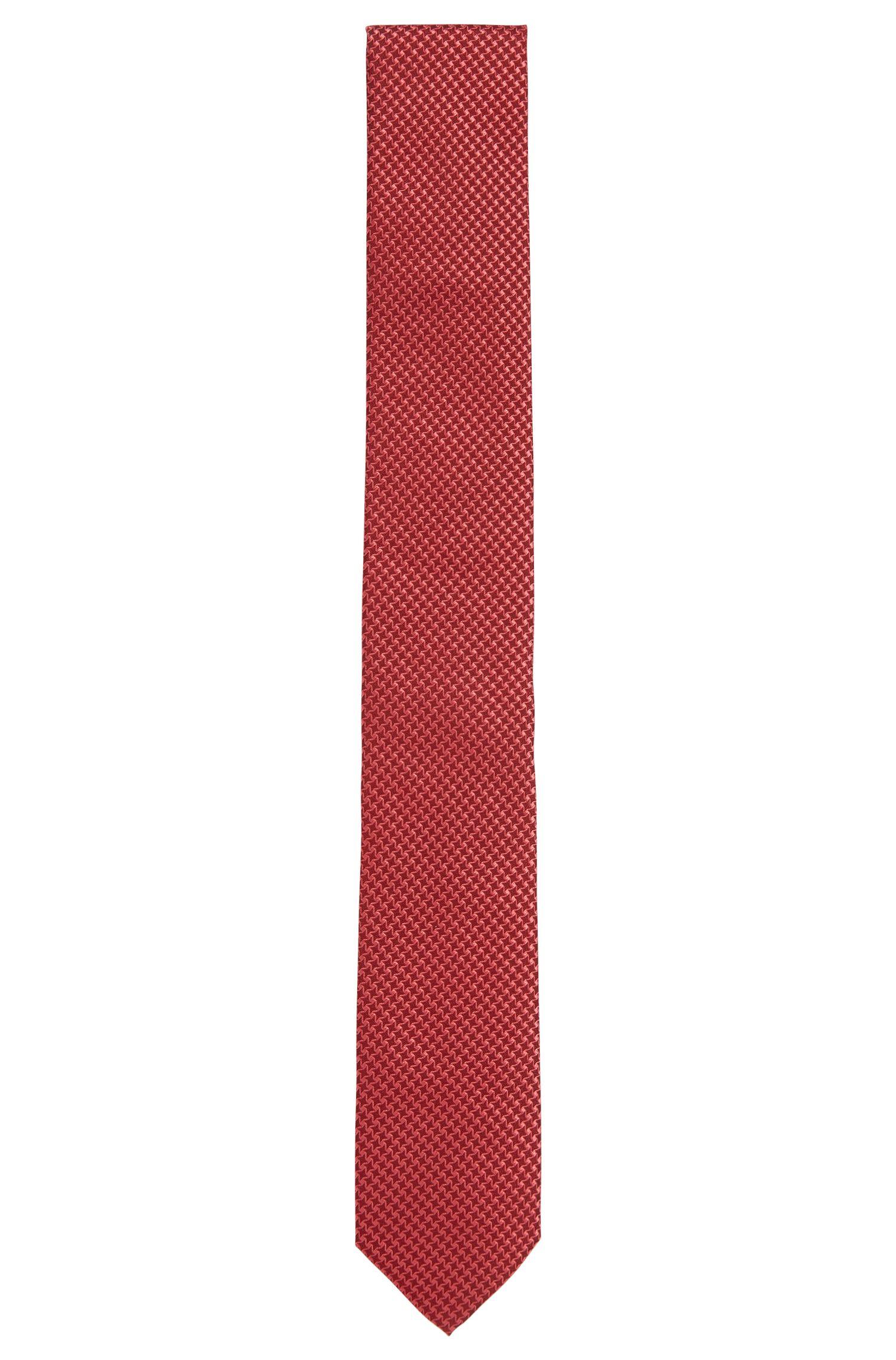 Corbata de seda con estampado integral: 'Tie 6cm'
