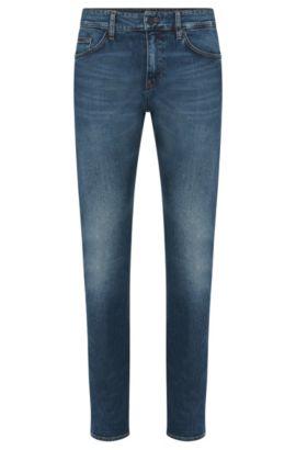 Jeans Slim Fit en coton stretch: «Delaware3», Bleu