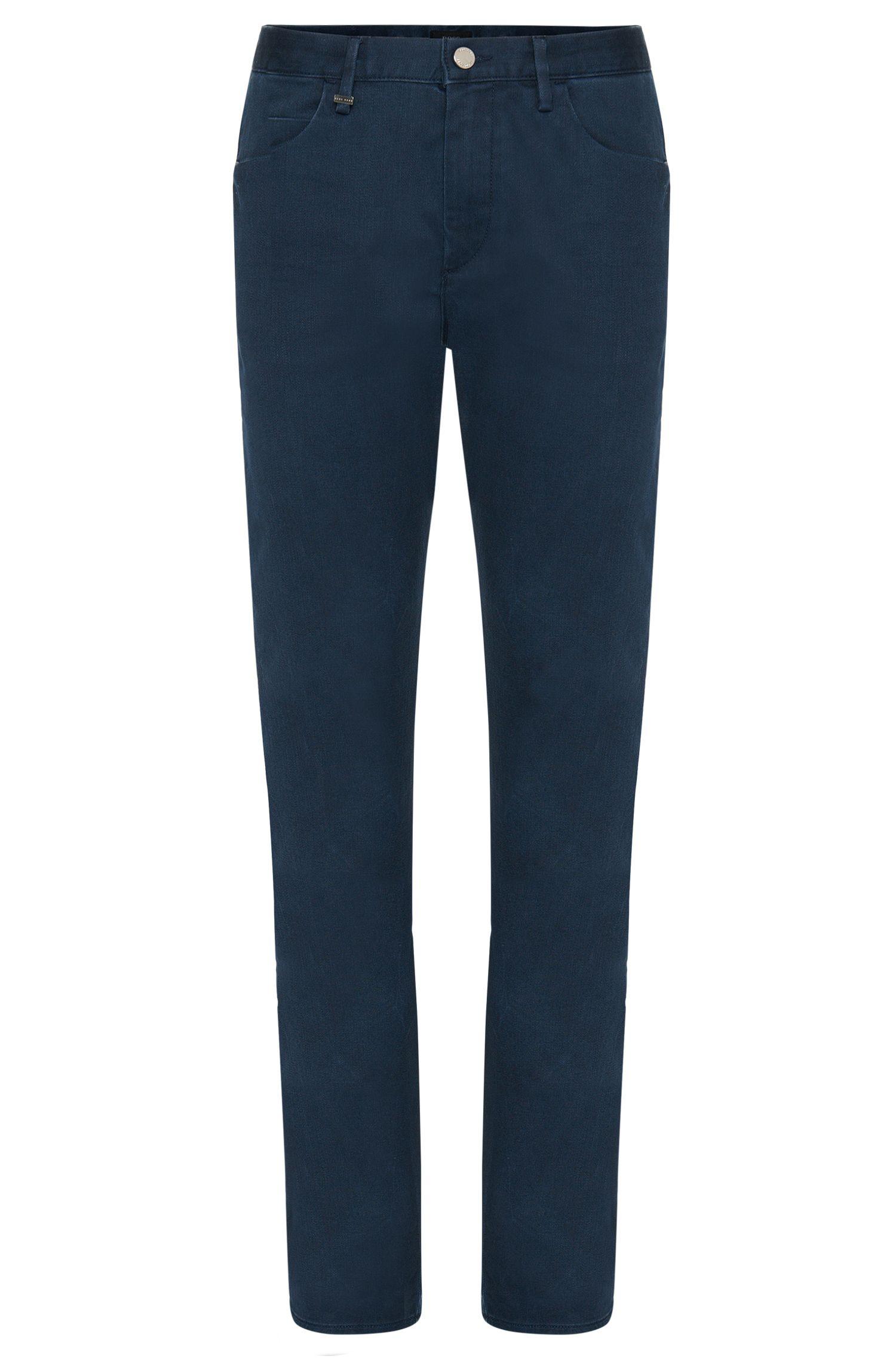 Jeans slim fit in cotone elasticizzato: 'Delaware6'