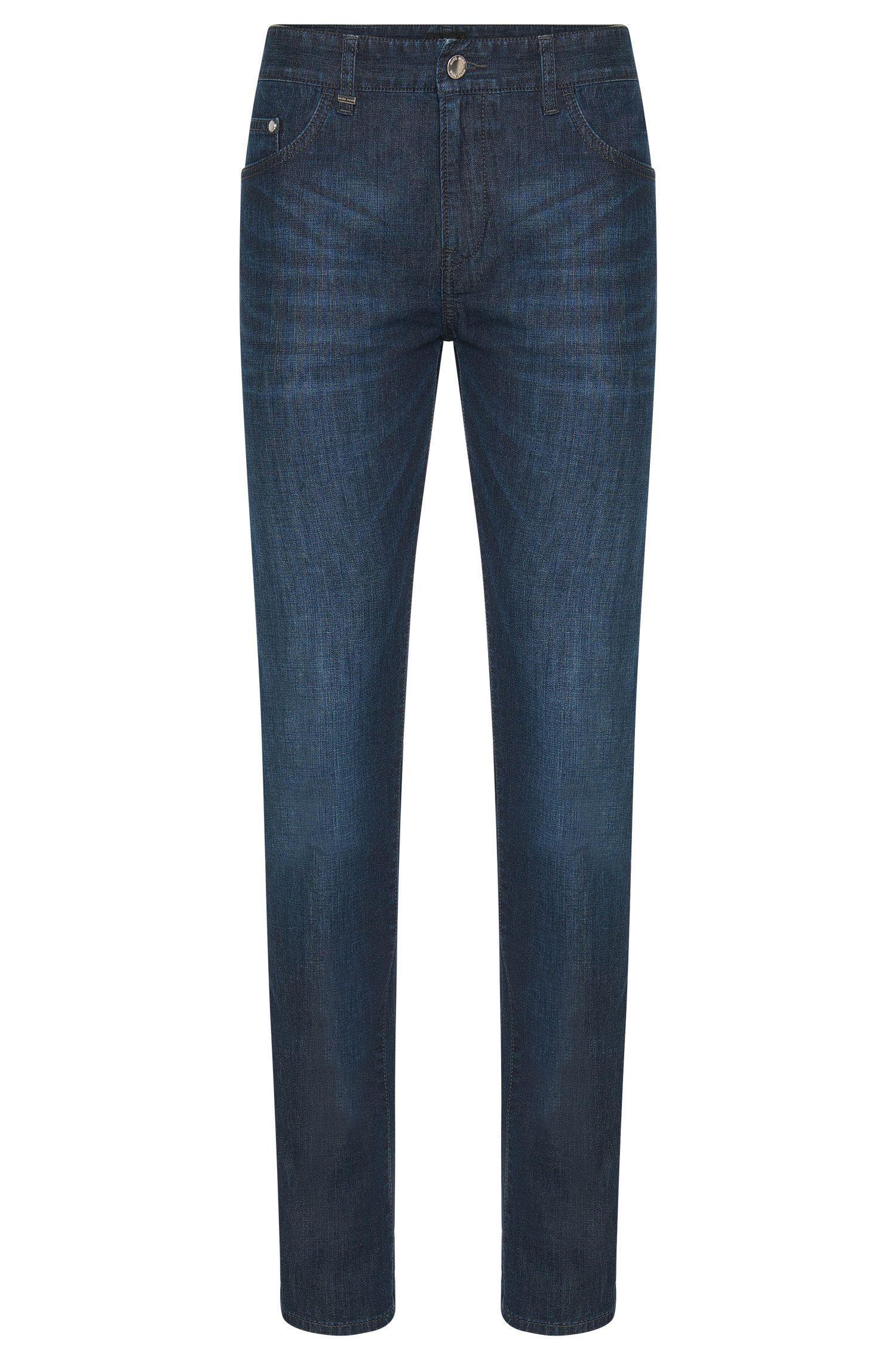 Slim-Fit Jeans aus Stretch-Baumwolle: 'Delaware3-1'