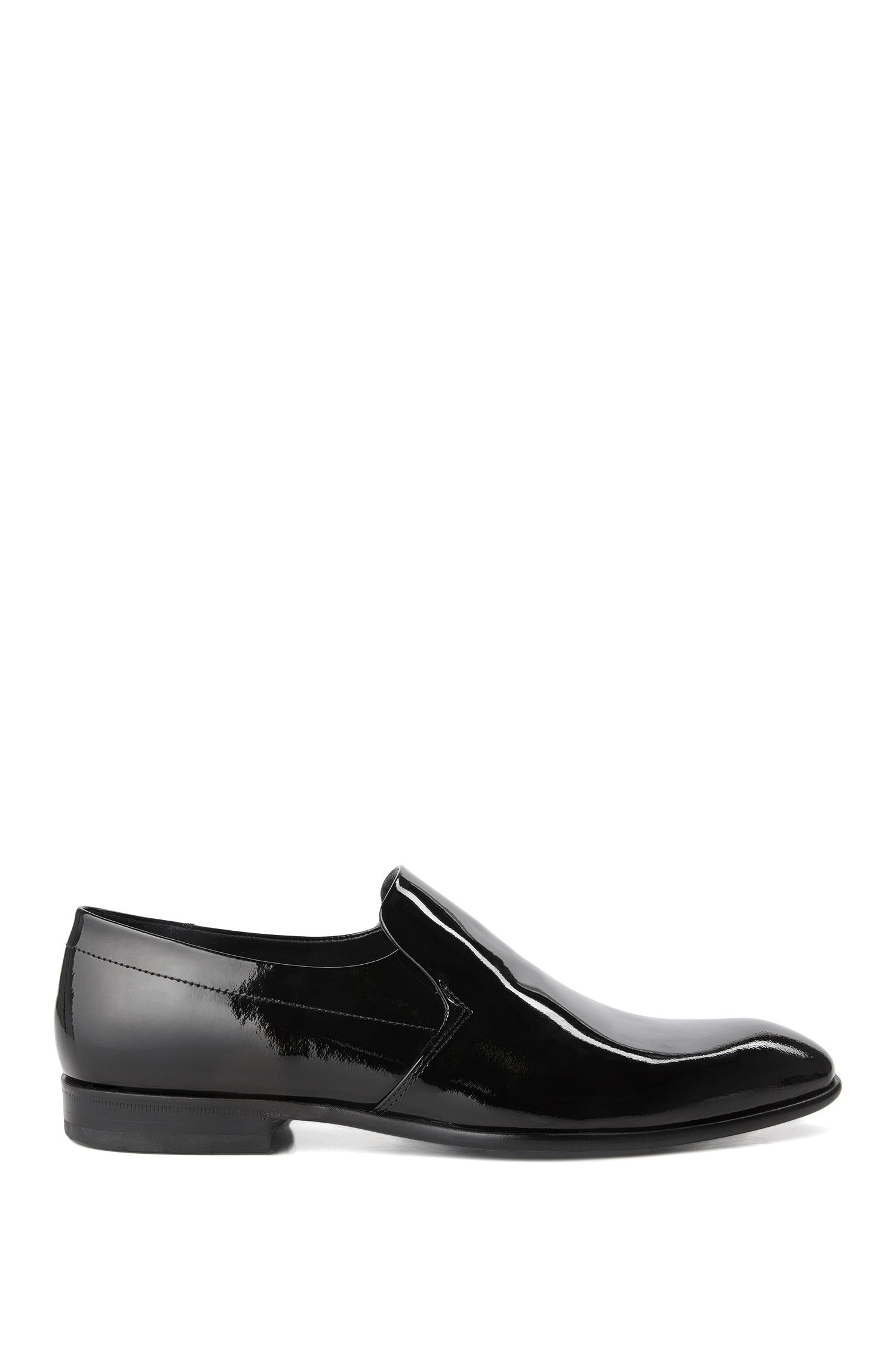 Patent-leather loafers: 'Dressapp_Loaf_pa'