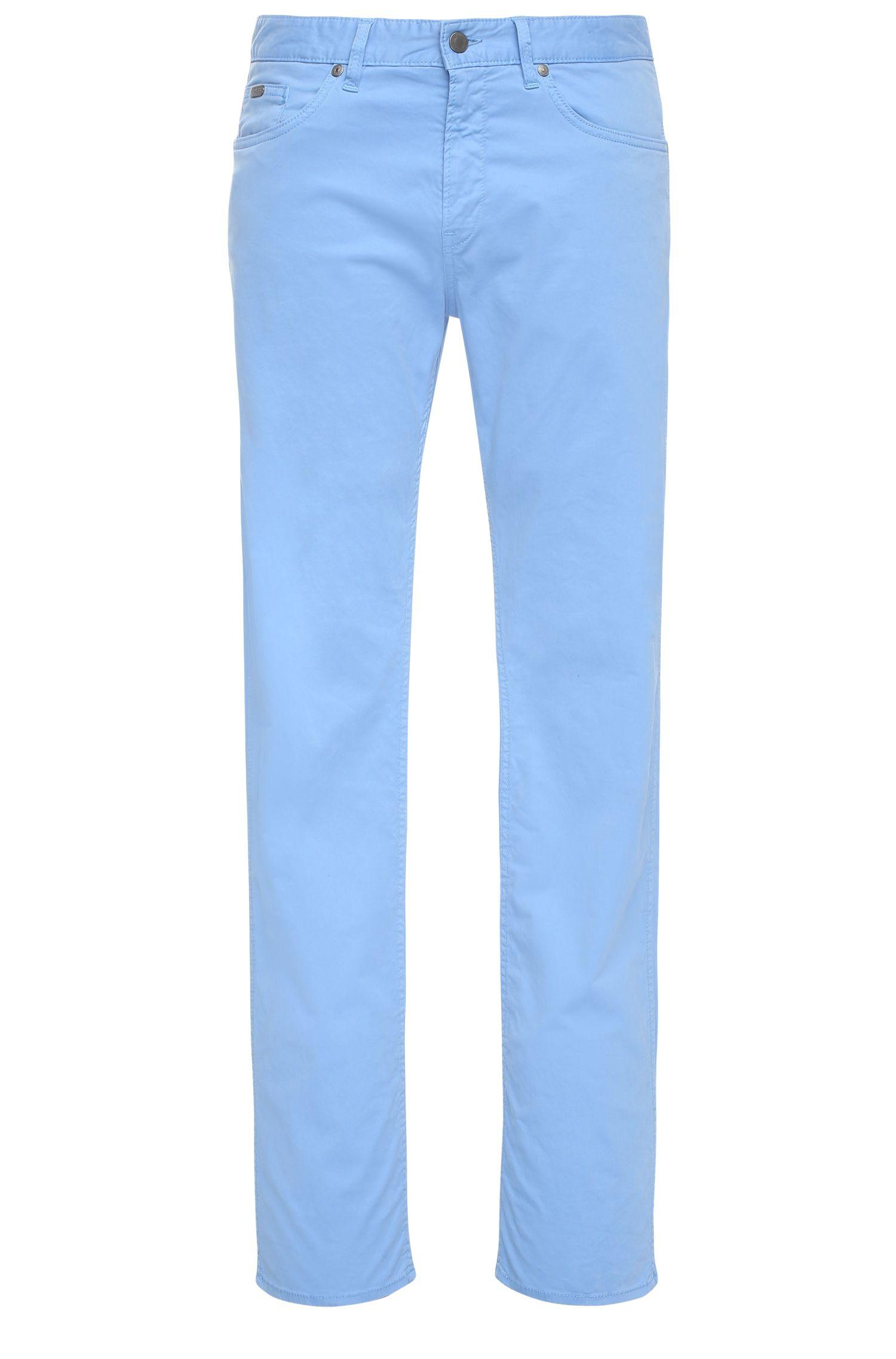 Jeans slim fit in cotone elasticizzato: 'C-Delaware2-20'