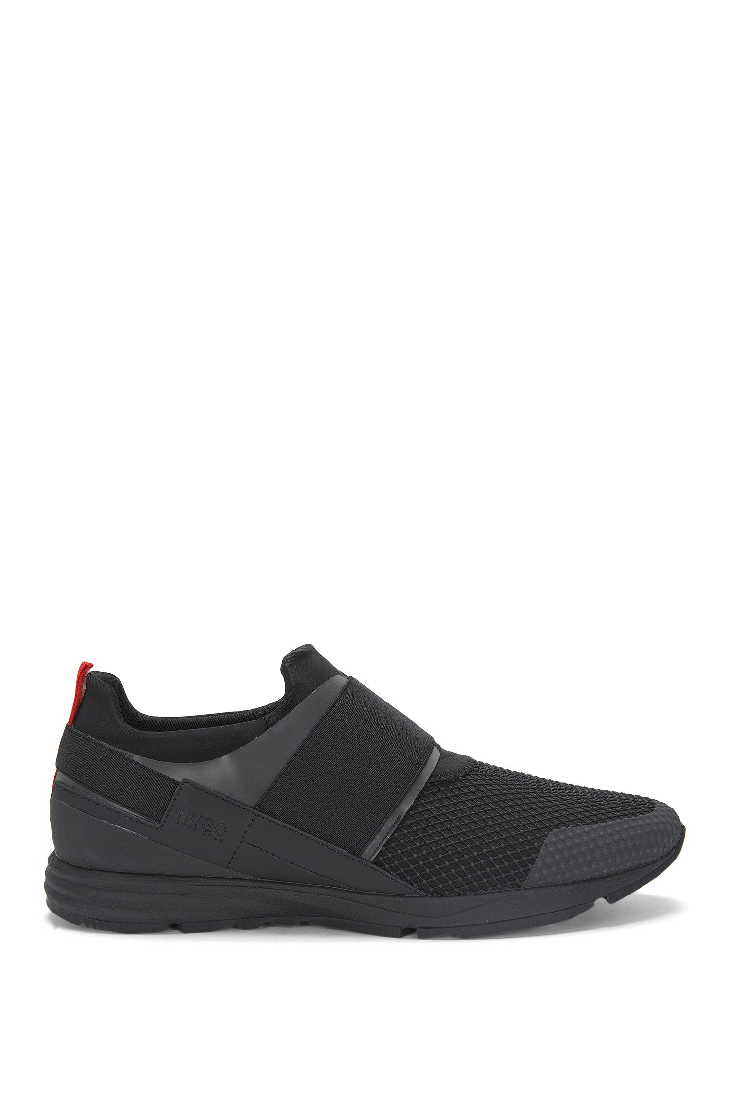 Sportive Sneakers mit Neopren-Besatz: 'Hybrid_Runn_mxnet'