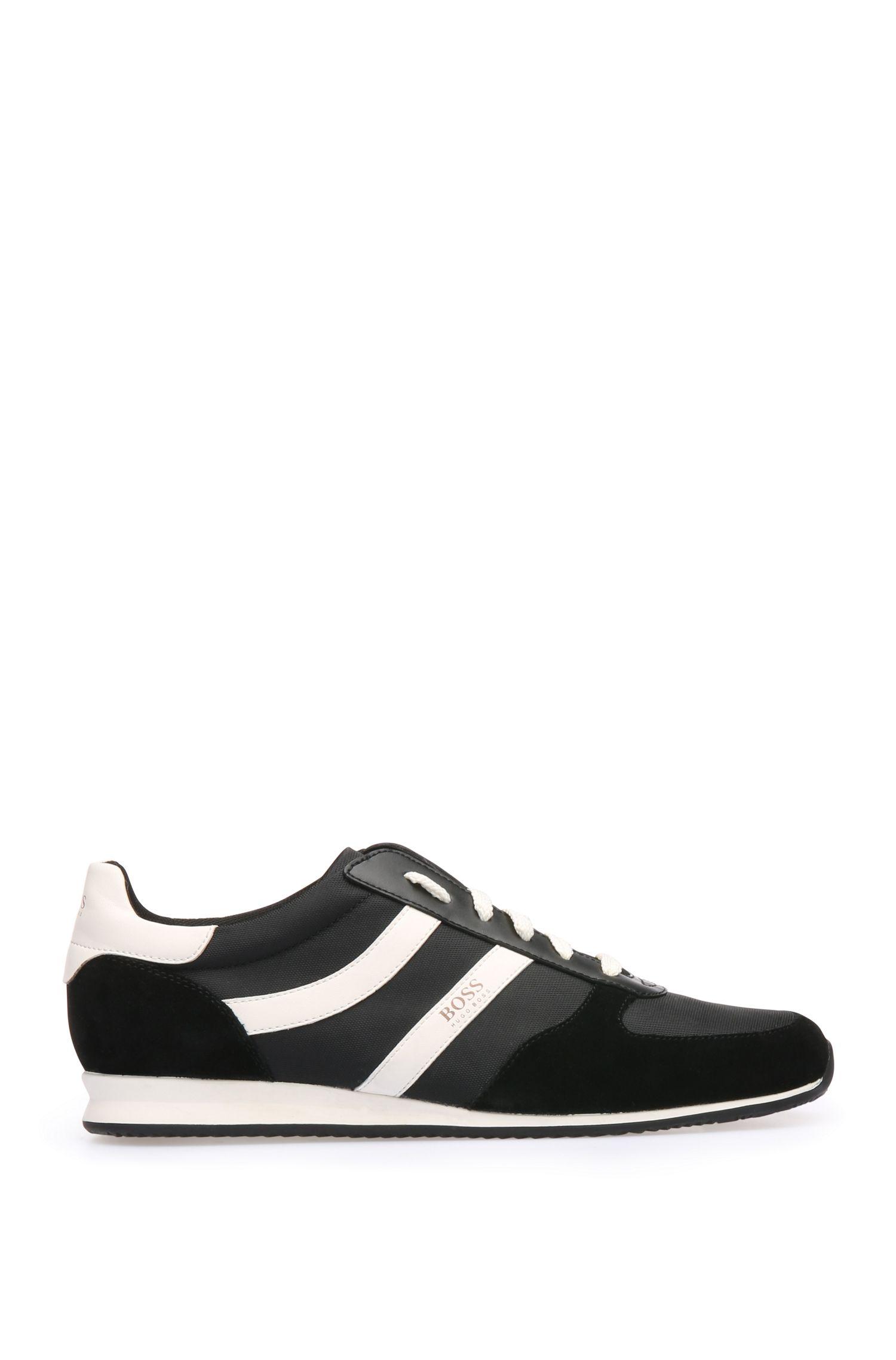 Sneakers low-top con suola esterna EVA