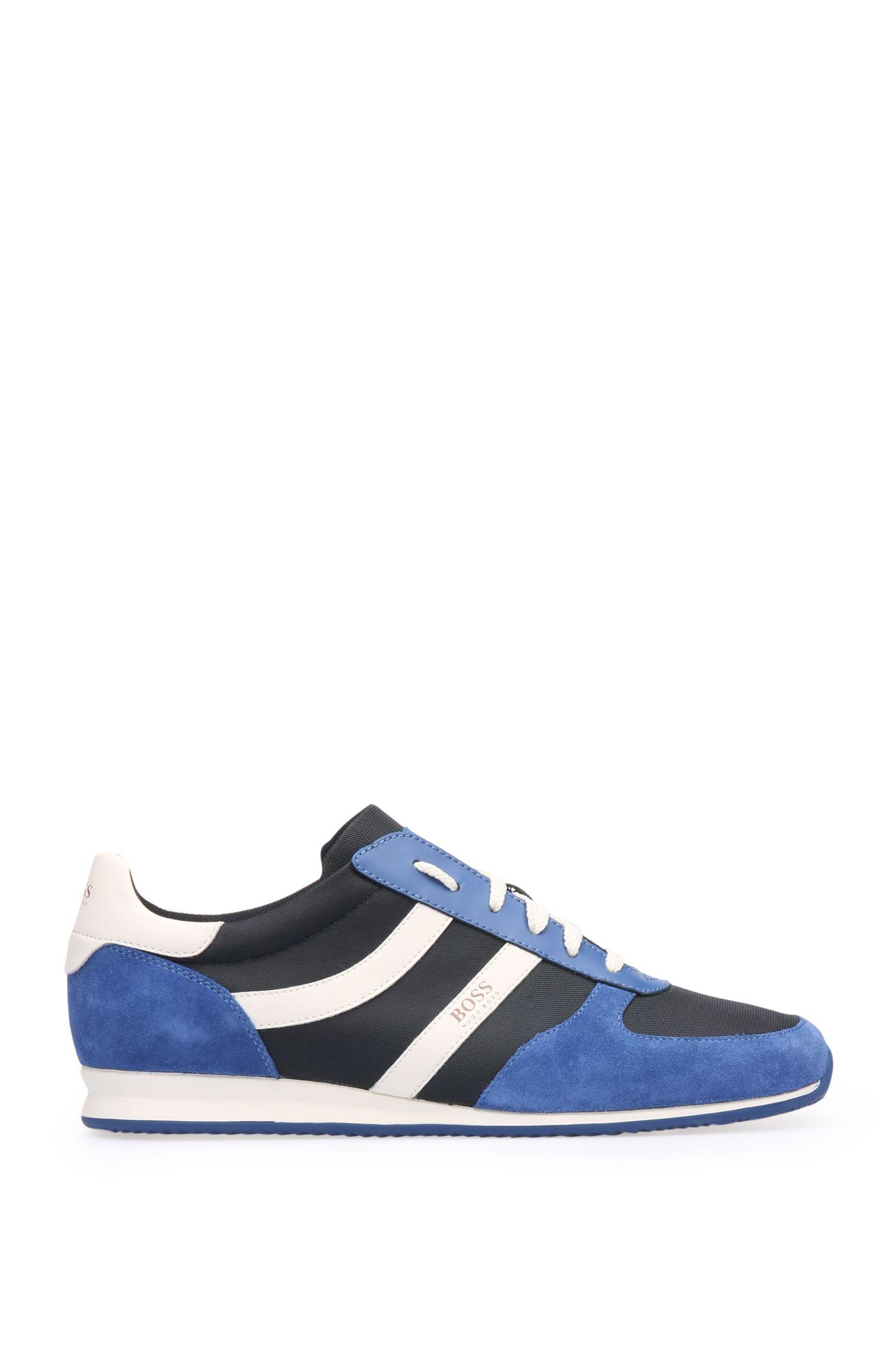 Sneakers in pelle e tessuto: 'OrlandRunnmxny'