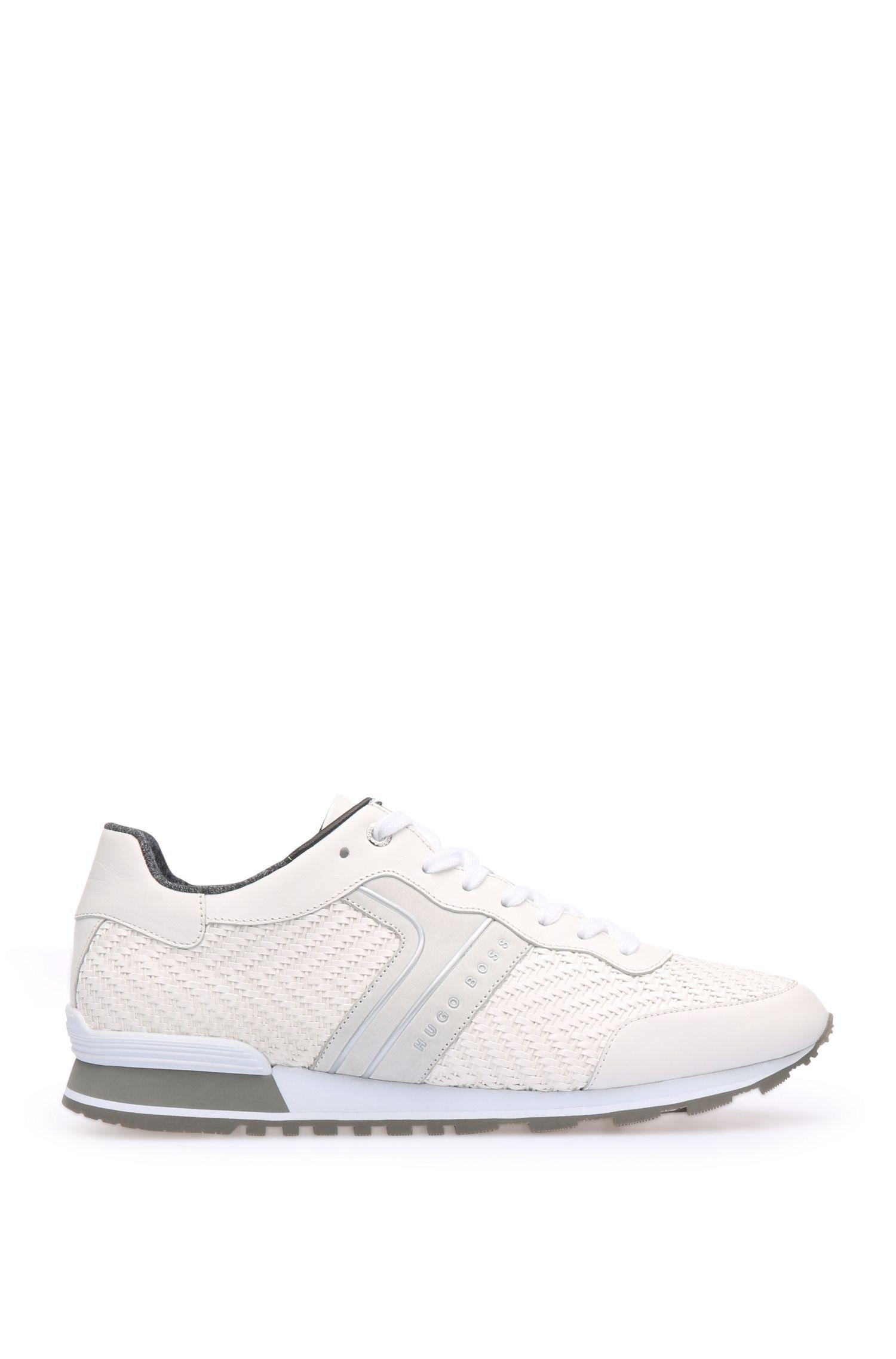 Sneakers in materiali misti con pelle: 'Parkour_Runn_itwv'