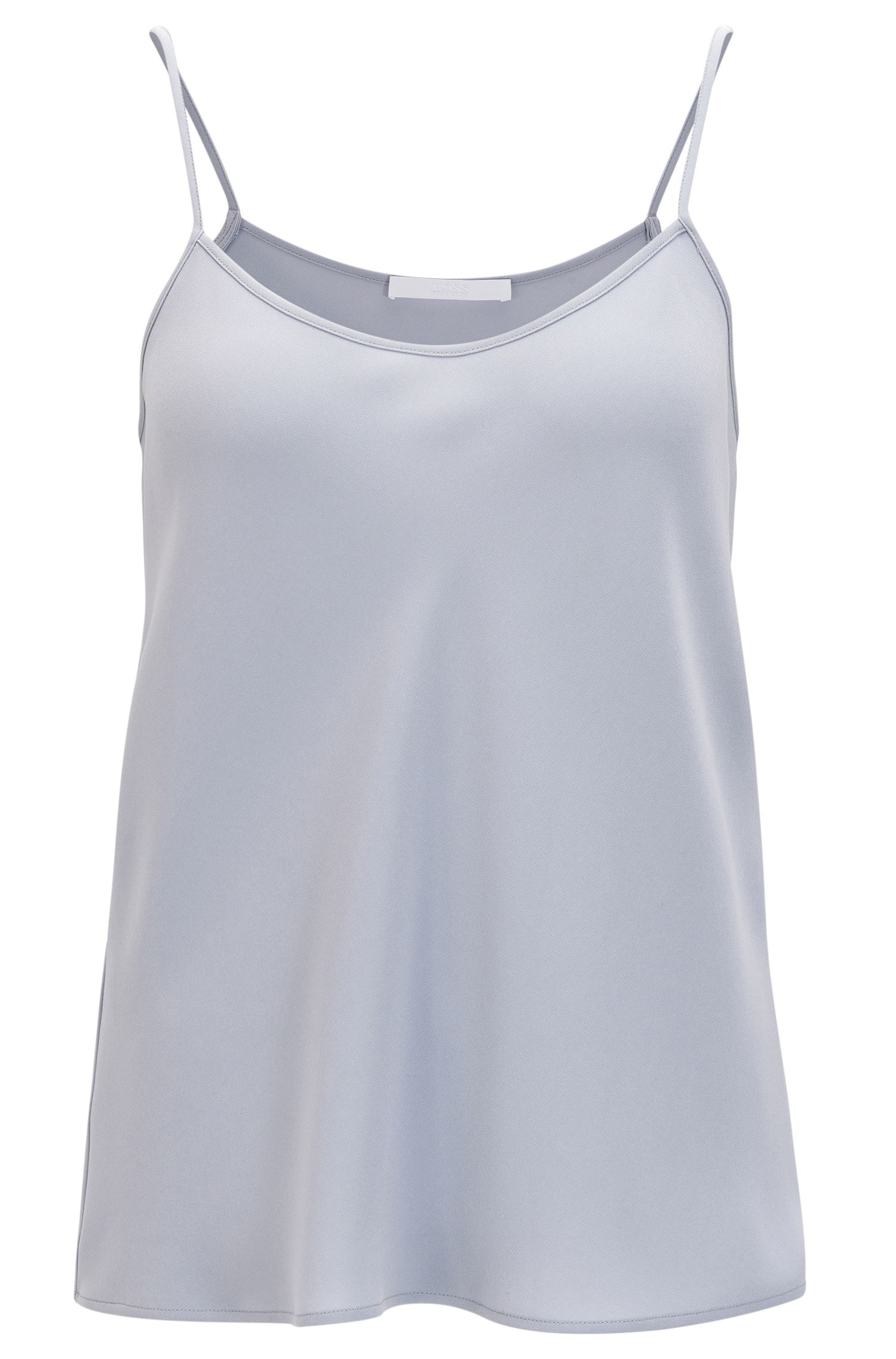Camisole with scoop neck