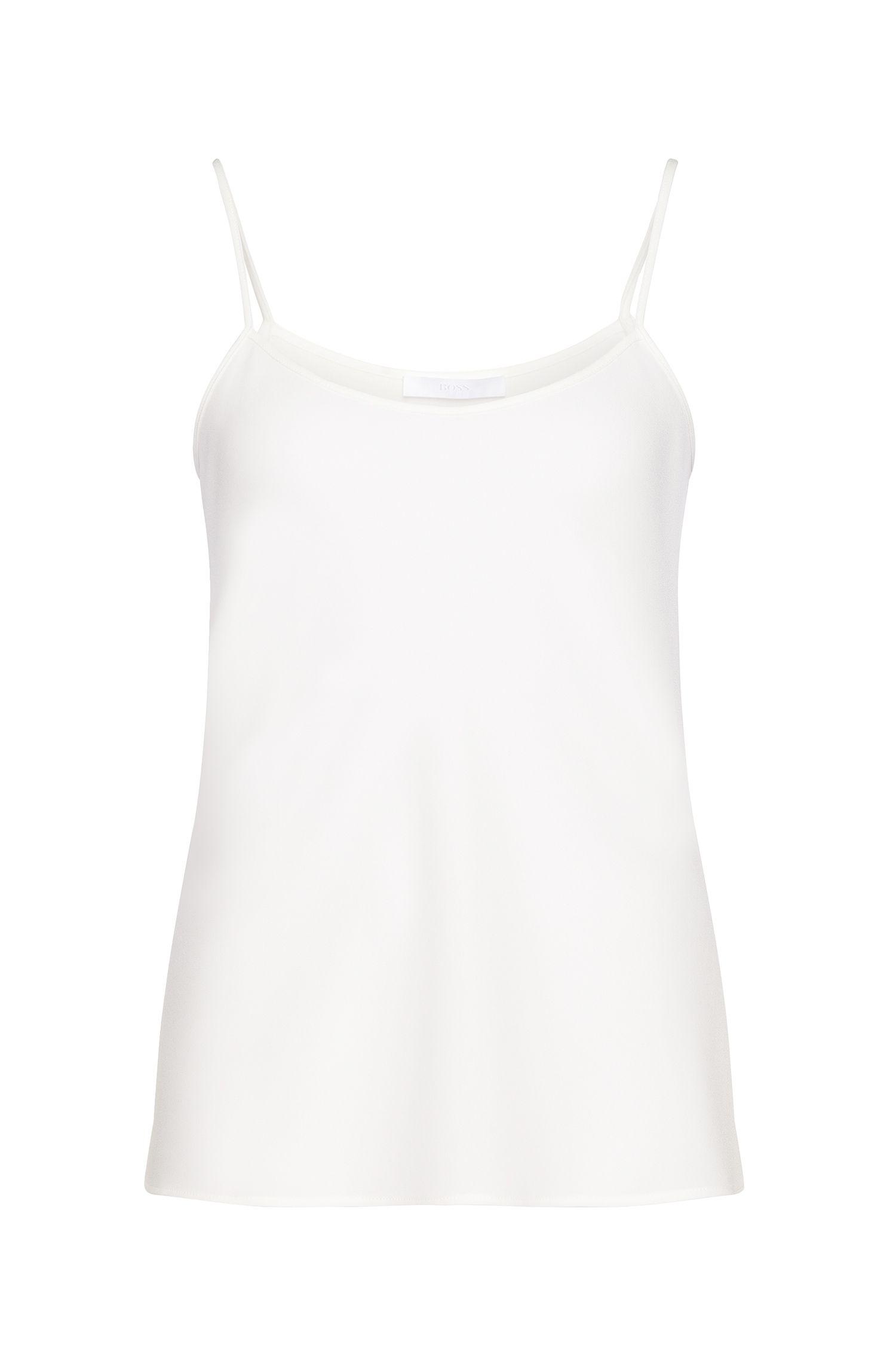 Top estilo camisola con tirantes finos: 'Iamina'