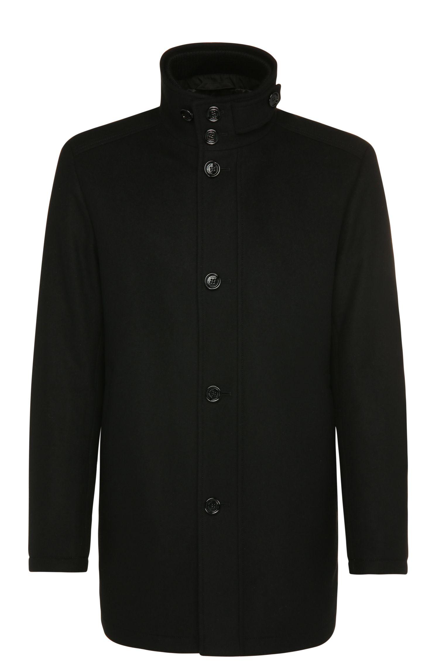 Regular-Fit Jacke aus Woll-Mix: ´C-Coxtan 5`