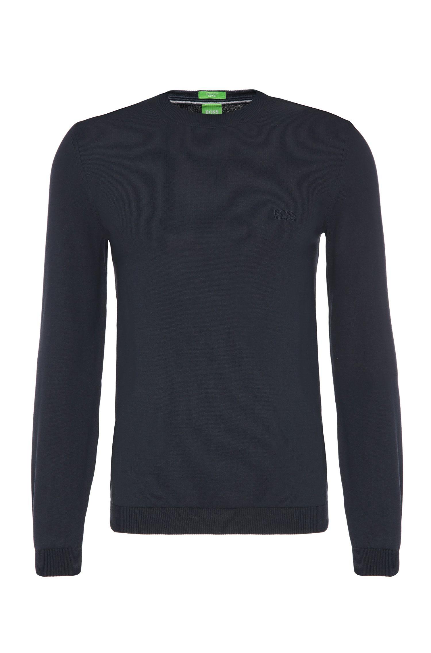 Regular-fit trui van katoen: 'C-Caspar_02'