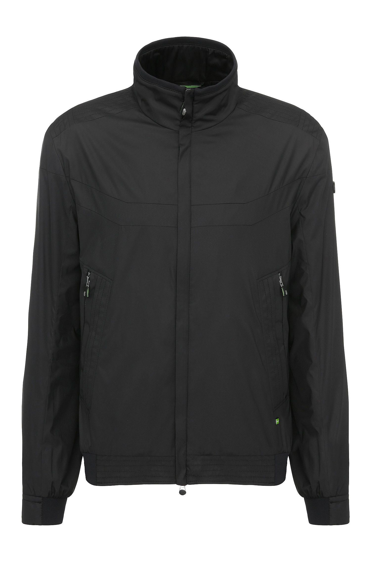 Outdoor jacket in material blend in bomber jacket style: 'Jakes 2'