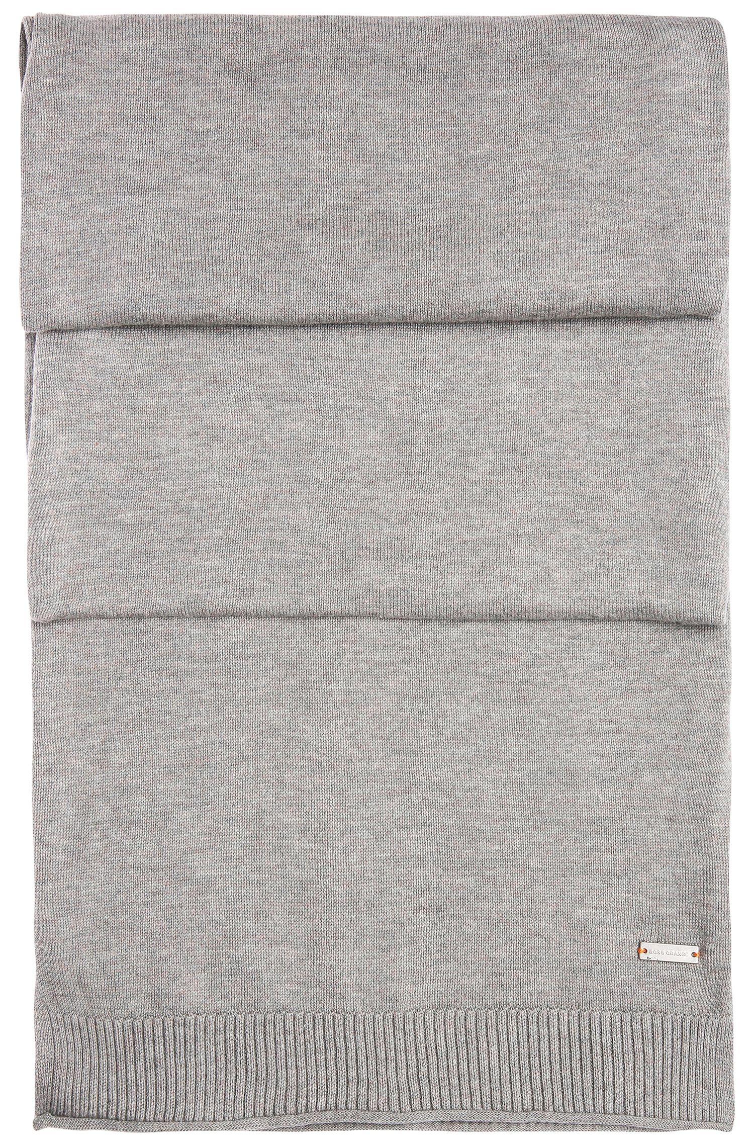 Sciarpa in maglia in cotone: 'Kapono'